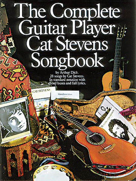 The Complete Guitar Player Cat Stevens Songbook