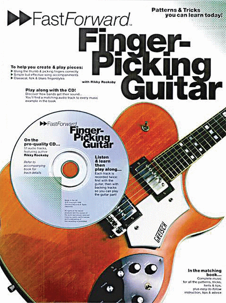 Fast Forward Finger-Picking Guitar