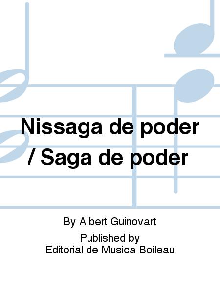 Nissaga de poder / Saga de poder