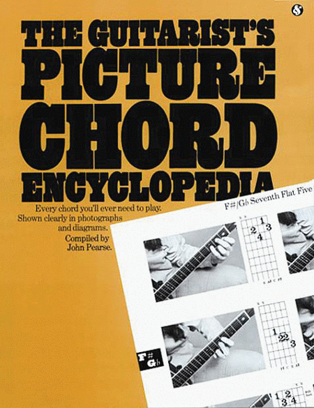 The Guitarist's Picture Chord Encyclopedia