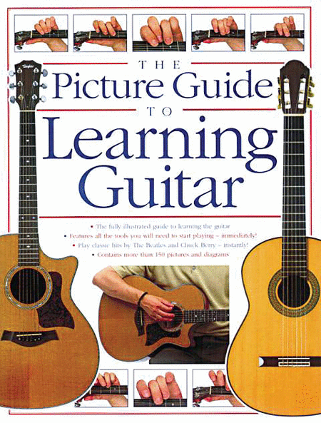 The Picture Guide to Learning Guitar