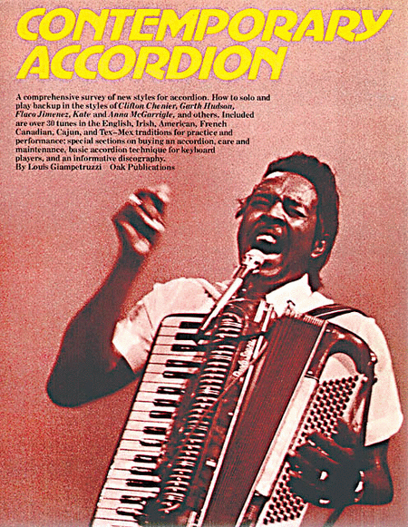 Contemporary Accordion