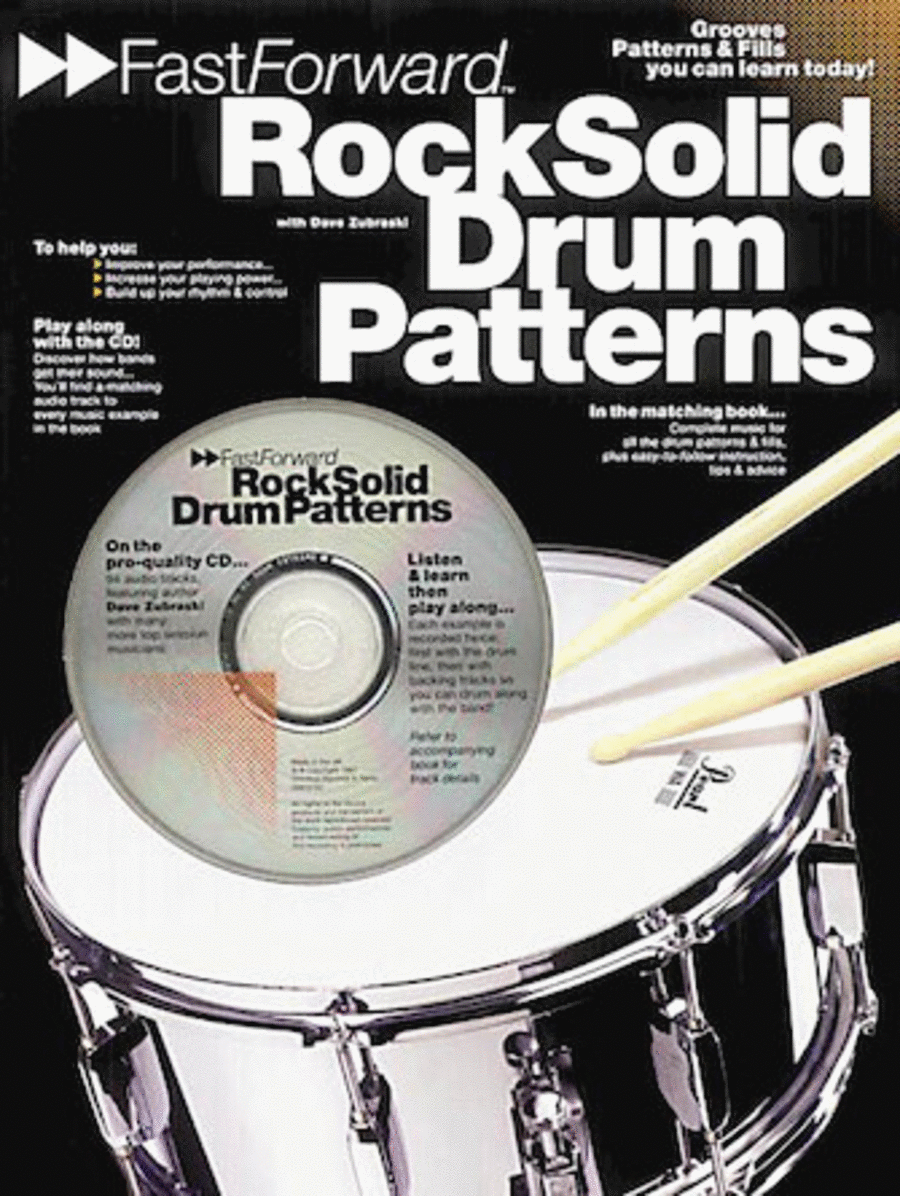 Fast Forward - Rock Solid Drum Patterns