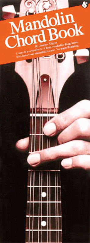 The Mandolin Chord Book