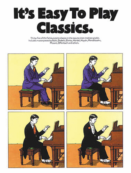 It's Easy to Play Classics
