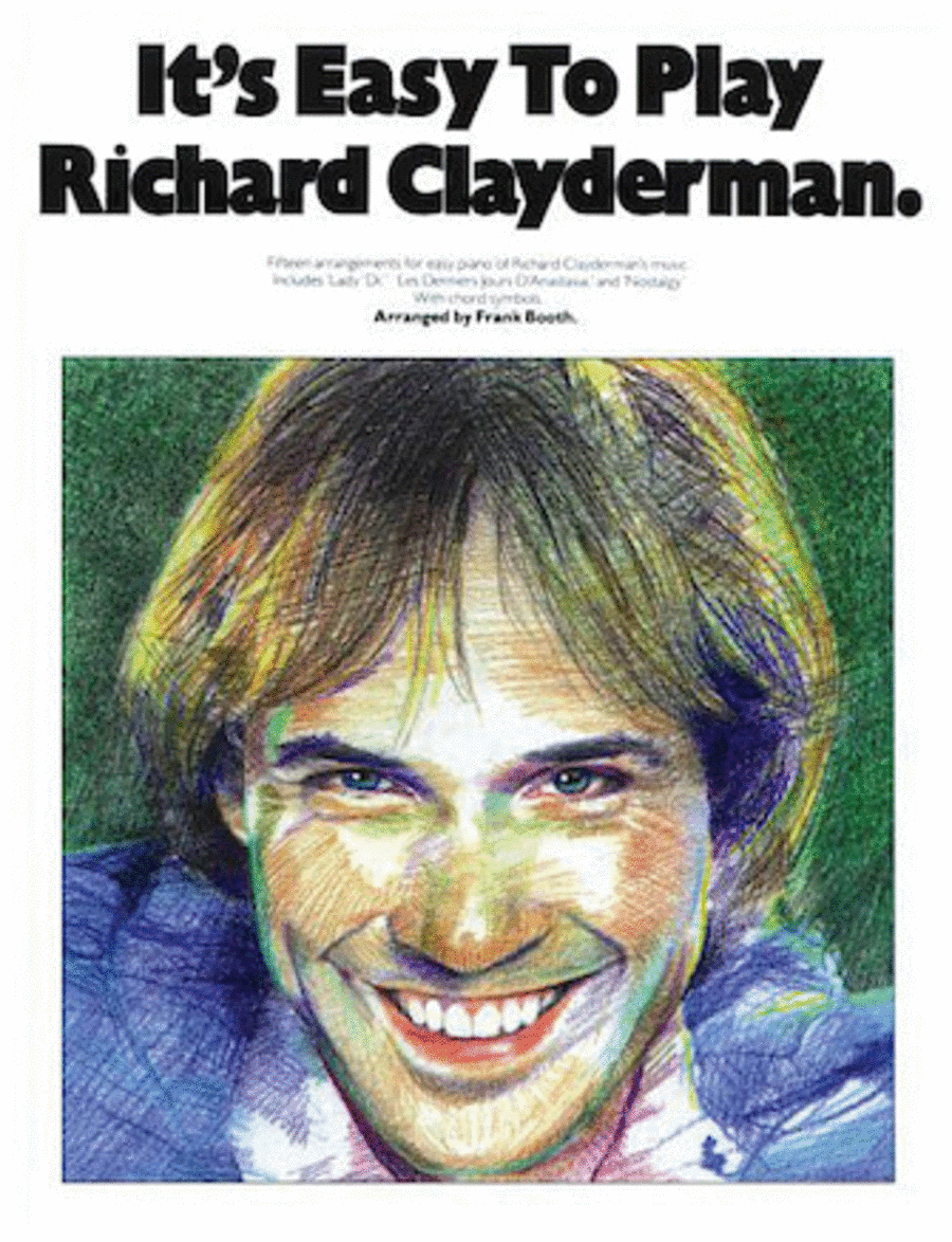 It's Easy to Play Richard Clayderman - Book 1