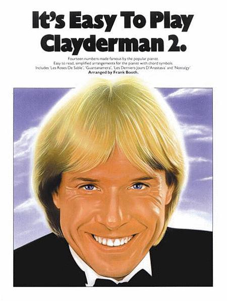 It's Easy to Play Richard Clayderman - Book 2