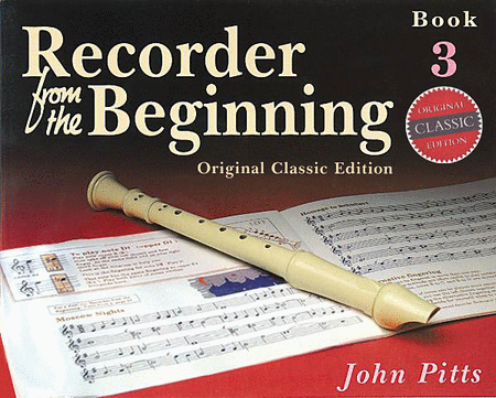 Recorder from the Beginning - Book 3
