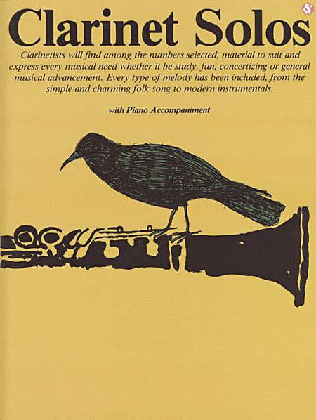Clarinet Solos