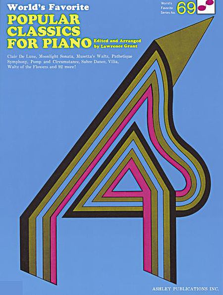 Popular Classics for Piano