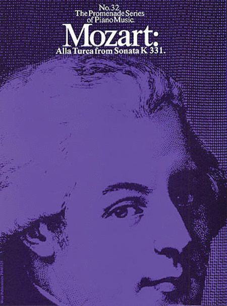 Mozart: Alla Turca from Sonata (K331) (No. 32)