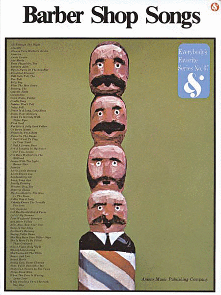 Barber Shop Songs