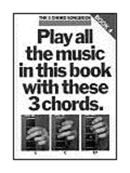 Play All the Music in This Book with These 3 Chords: G, C, D7