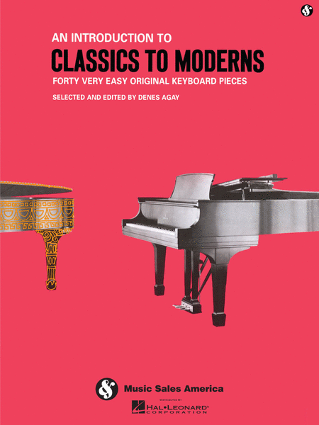An Introduction To Classics To Moderns - Easy Piano