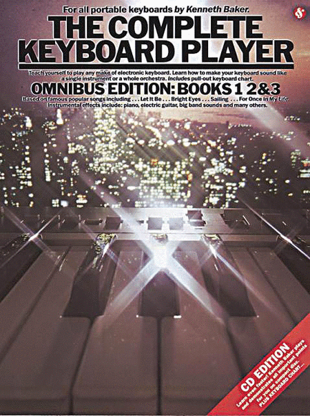 The Complete Keyboard Player: Omnibus Edition - Classic