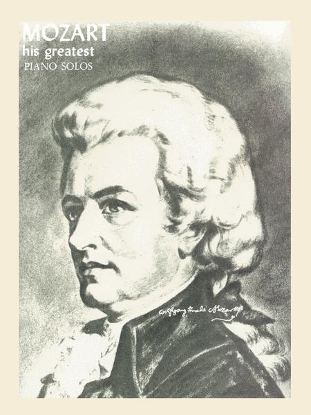 Mozart - His Greatest Piano Solos