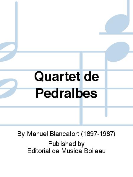 Quartet de Pedralbes