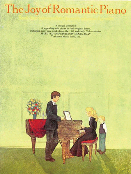 The Joy of Romantic Piano - Book 2