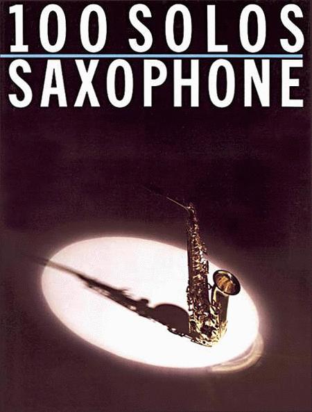 100 Solos - Saxophone