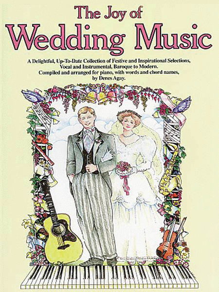 The Joy of Wedding Music
