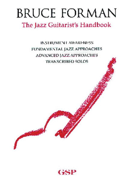 The Jazz Guitarist's Handbook