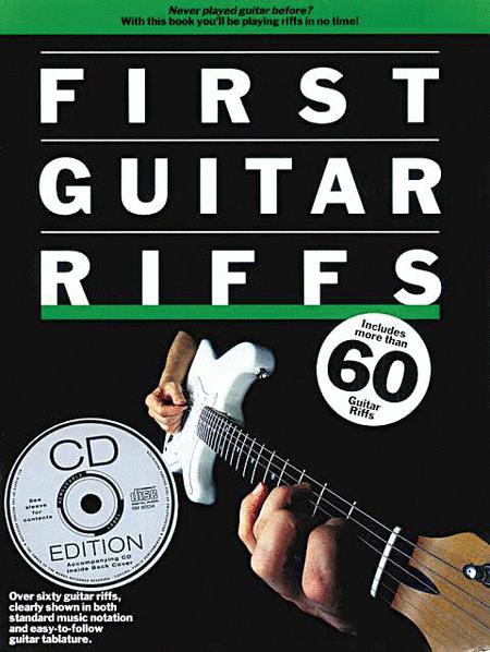 First Guitar Riffs