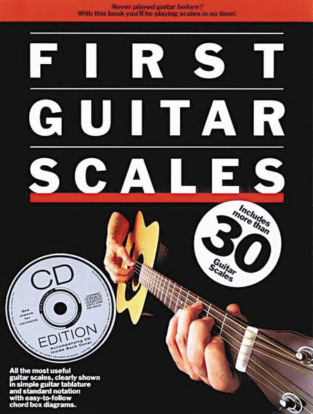 First Guitar Scales
