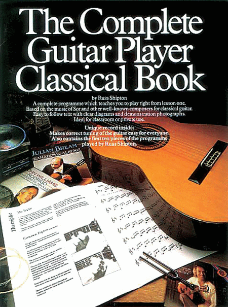 The Complete Guitar Player Classical Book