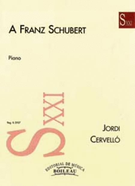 A Franz Schubert