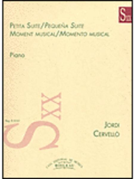 Petita Suite / Moment Musical