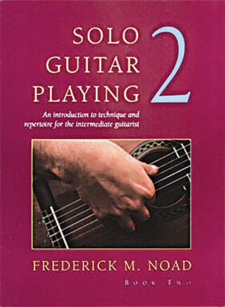 Solo Guitar Playing, Third Edition Book 2