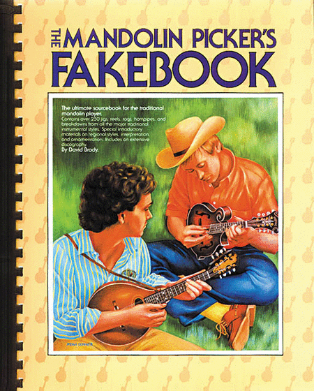 The Mandolin Picker's Fakebook