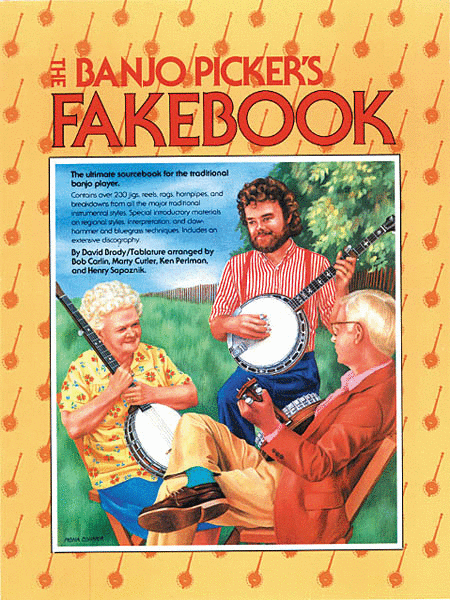 The Banjo Picker's Fake Book