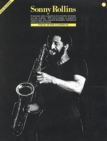 Sonny Rollins - Jazz Masters Series