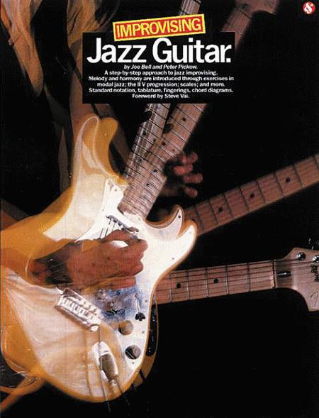 Improvising Jazz Guitar