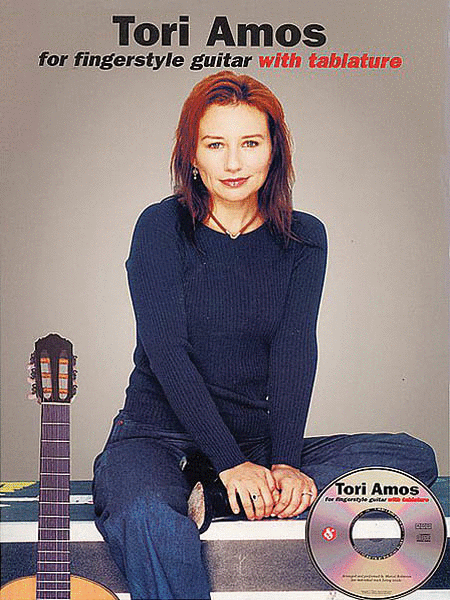 Tori Amos For Fingerstyle Guitar With Tablature