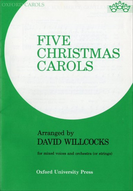 Five Christmas Carols