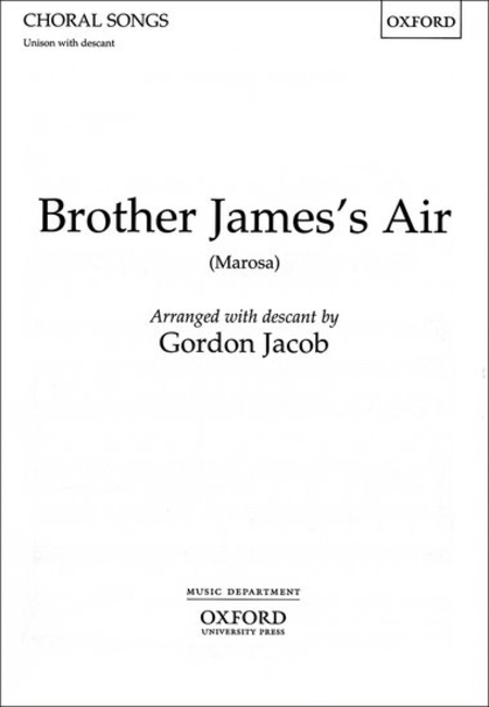 Brother James's Air