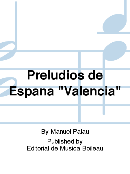 Preludios de Espana