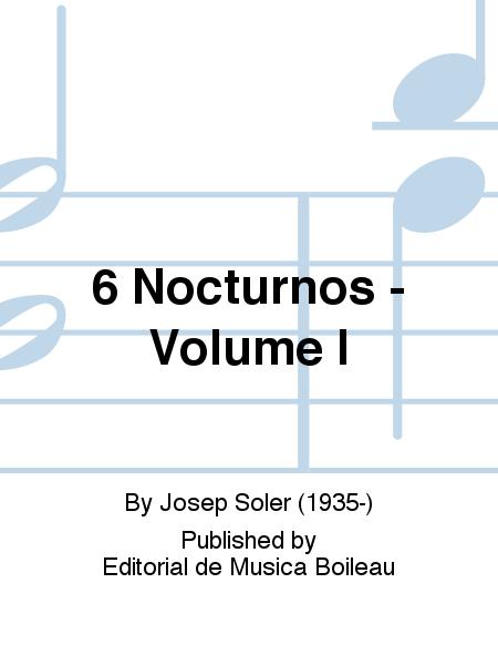 6 Nocturnos - Volume I