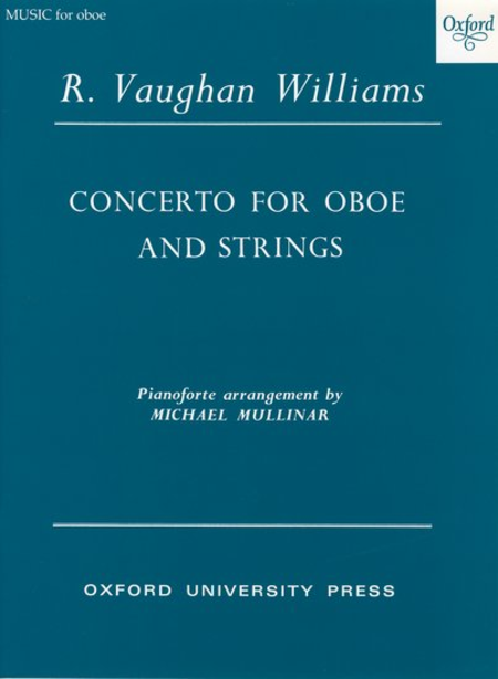 Concerto For Oboe And String Orchestra
