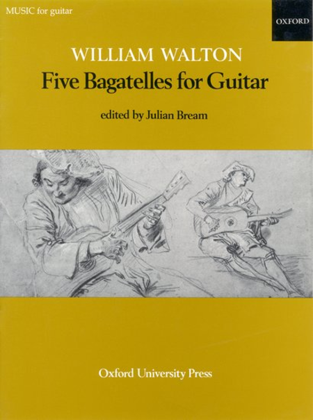Five Bagatelles Guitar