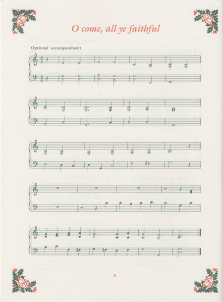 Piano Time Carols
