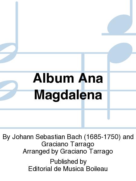Album Ana Magdalena