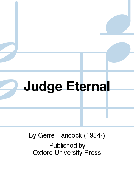 Judge Eternal