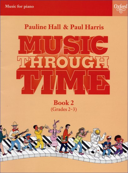 Music through Time Piano - Book 2
