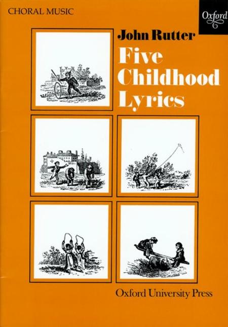 Five Childhood Lyrics