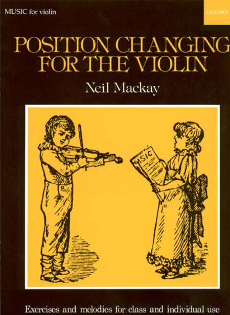 Position Changing for Violin
