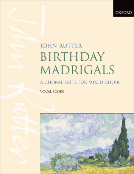 Birthday Madrigals