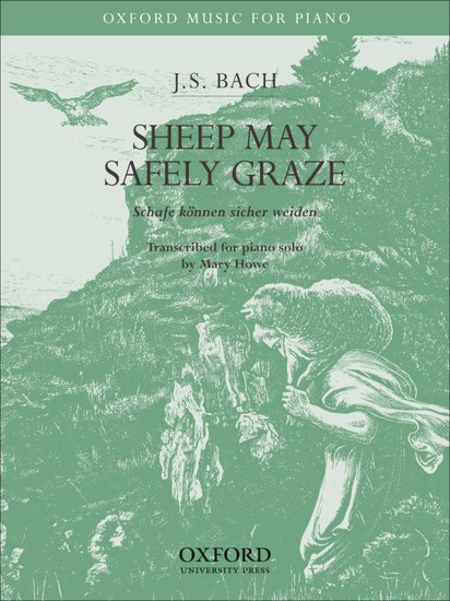 Sheep May Safely Graze - Piano Solo